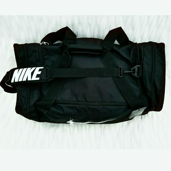 Swarovski Bling Nike Brasilia 6 Duffel Gym Bag. NWT. Nike.  M 58c34a2f99086adb65020cf8. M 58c34a2f99086adb65020cfa.  M 58c34a3199086adb65020cff 08f707c563f95