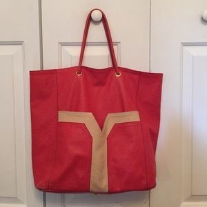 YSL Lucky Tote Bag