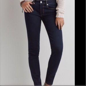 American Eagle Outfitters Denim - 🌪✨ Dark Wash American Eagle Skinny Jeans