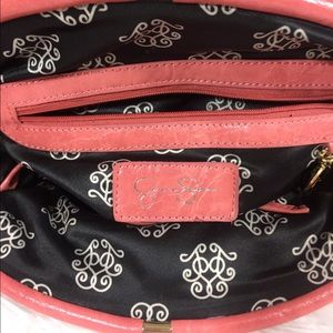 Jessica Simpson Bags - 🎉HP🎉 Adorable Pink Flower Bag by Jessica Simpson