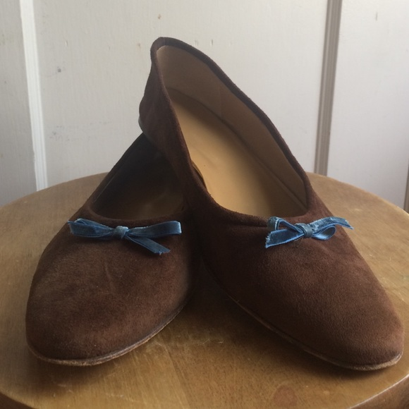 J. Crew Shoes - J.Crew Suede Flats
