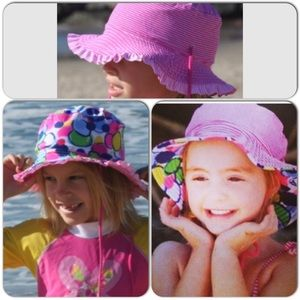 bf736b2d232 🎉HP🎉Swim Surf Play Reversible Sun Hat