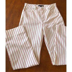 Les Copains Denim - Les Copains summer striped jeans.