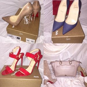 Christian Louboutin Shoes - ADVERTISING CONSIGNMENT SERVICES DONT BUY LISTING