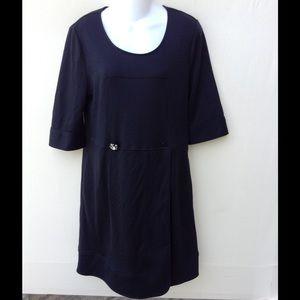 See by Chloé Black Dress
