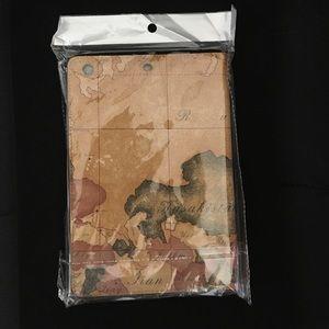 Accessories - iPad Mini 2 - Vintage Map Case