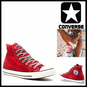 Converse Shoes - ❗1-HOUR SALE❗CONVERSE SNEAKERS Stylish Hi Tops