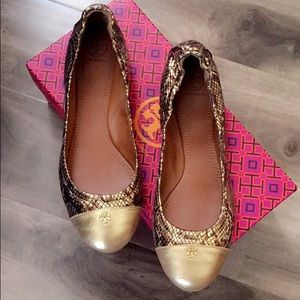 Genuine Tory Burch Flats