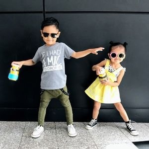 #POSHMINI // my KIDS fashion
