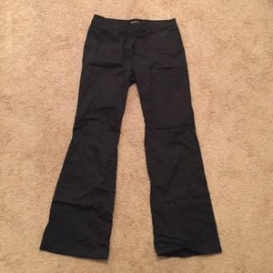Size 8 Black Dress Pants NY&CO