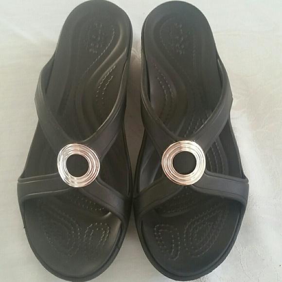 4e58413f1322 crocs Shoes - Crocs dual comfort barely worn