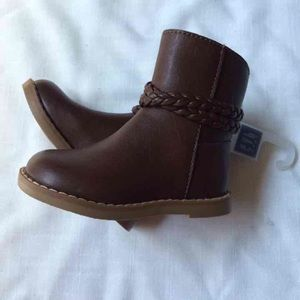 NWT Gap Toddler Girls Brown Boots