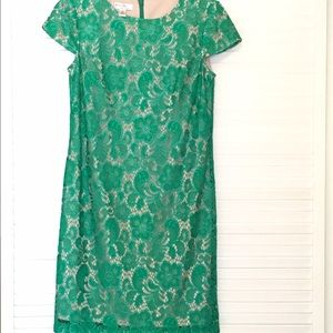 Ivy & Blu Dresses & Skirts - Green lace Ivy & Blu maggy summer cocktail dress