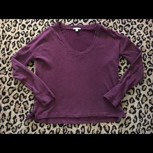 James Perse Tops - James Perse Relaxed Sweatshirt!