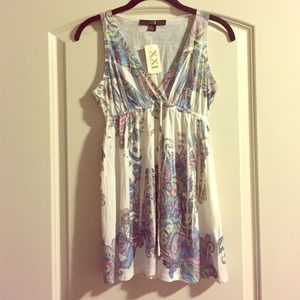NWT Forever 21 Babydoll Top