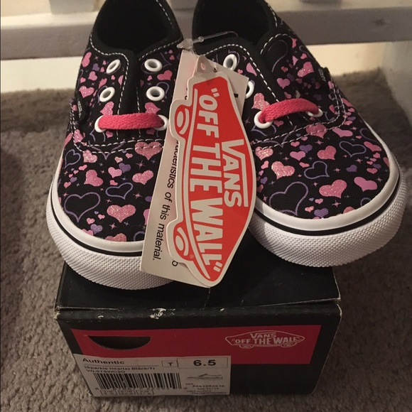 vans youth size 6.5
