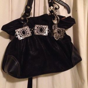 Kathy Van Zeeland Handbags - Black purse