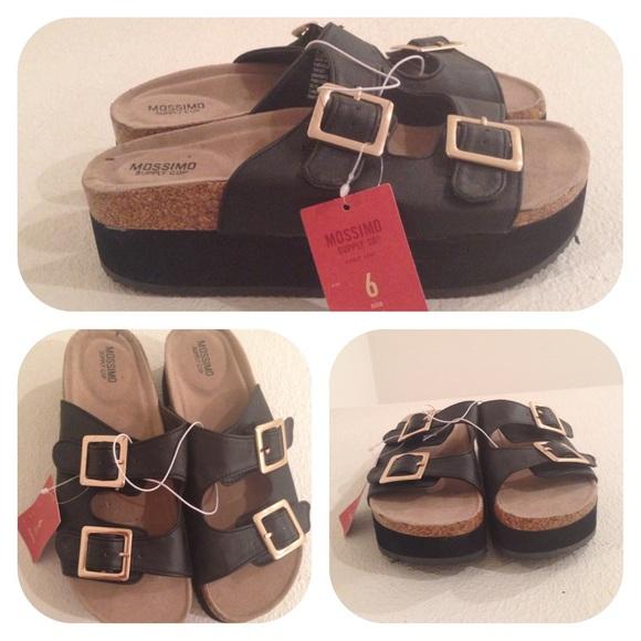 Target Shoes | Platform Birkenstock