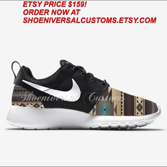 Nike Roshe One Custom 'AZTEC' Edition all sizes available