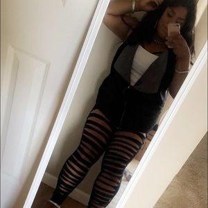 Pants - Cut it out leggings