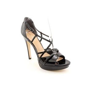 Via Spiga 'Eli' Patent Leather Dress Shoes 9.5