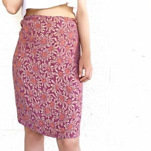 Dries van Noten Dresses & Skirts - Dries van Noten silk floral skirt