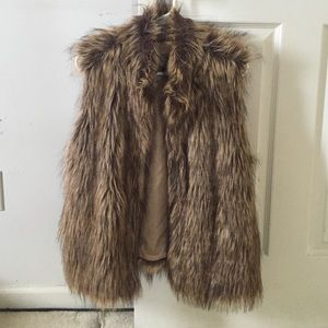Jackets & Blazers - Fur jacket