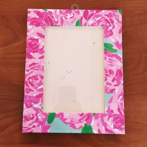 lilly pulitzer accessories salehandmade lilly pulitzer frame