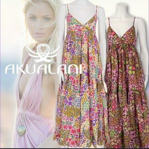 Akualani Dresses & Skirts - Gorgeous floor length maxi. Authentic Akualani