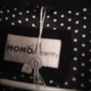 c432be0d2de9f Jackets & Coats   Momo Maternity Hooded Wool Blend Peacoat Nwt L ...