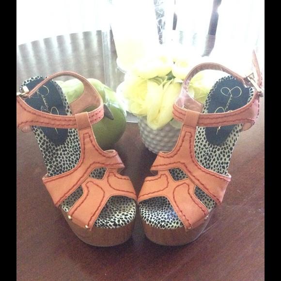 8ed435557c5 Jessica Simpson Shoes - Sale! Jessica Simpson Wenda heels