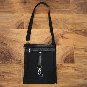 Kohls Handbags - Gently used black cross body purse.