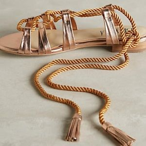 f88b21f39 Anthropologie Shoes - ✨HP✨Billy Ella Lucerna rope gladiator sandal⚓️