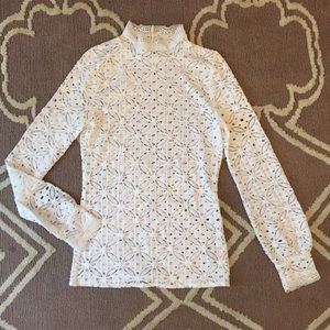 2a9cb33fce645 Free People Tops - NWOT Free People High Neck Julie Layering Top S