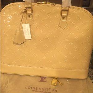 Handbags - XL beige bag