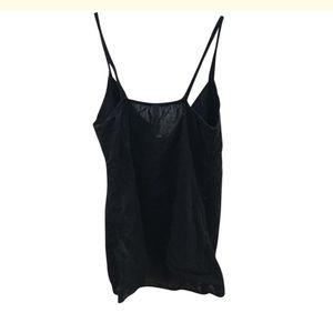 Anchor Blue Tops - ✅Anchor Blue black Cami top small