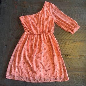 Dresses & Skirts - One Shoulder Dress