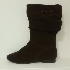 Bass Shoes - Bass Brown Melina Boots