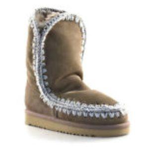 Mou Shoes - Rare Mou Eskimo boots 6 6.5