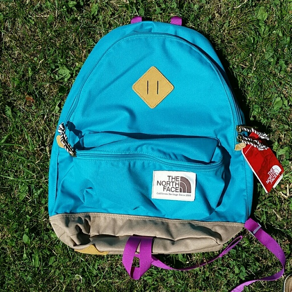 b2e8cf1b4c NWT the North Face Mini Berkeley Backpack