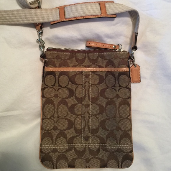 50% off Coach Handbags - Couch travel side bag from Sarah's closet ...