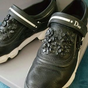 Dior Shoes   Christian Fusion Sneakers   Poshmark 0e3c9a4f339