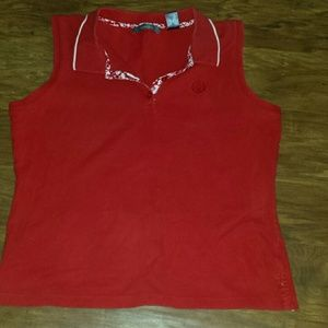 Tops - Liz Claiborne  large. Sleeveless top.