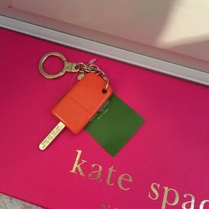 kate spade Accessories - NWT Kate Spade Popsicle Keychain
