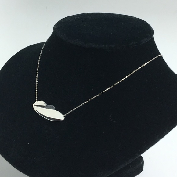 Listing Tiffany Co Wave Pendent Rare From Spain 578aa30e5a49d0bf0900c3cb Cheap Tiffany And Co Jewelry