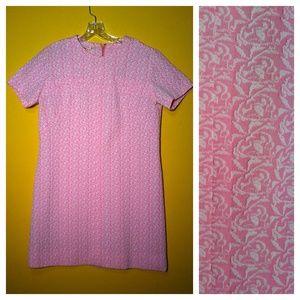 Vintage '60s Shift Dress