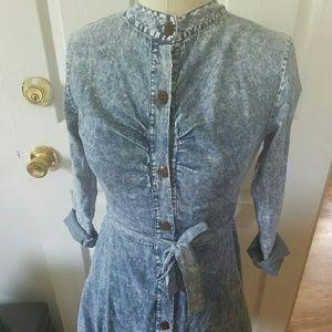 Denim Dress #0280 #2