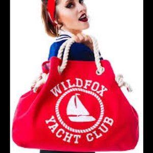 Wildfox Yacht Club Bag