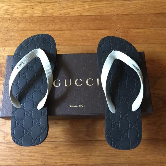 09d52cffcb8dcc Gucci Shoes - GUCCi flip flop