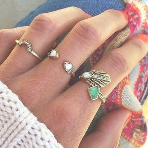 Lovely Marqueza emerald ring